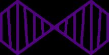 pictogramme identité visuelle en ADN
