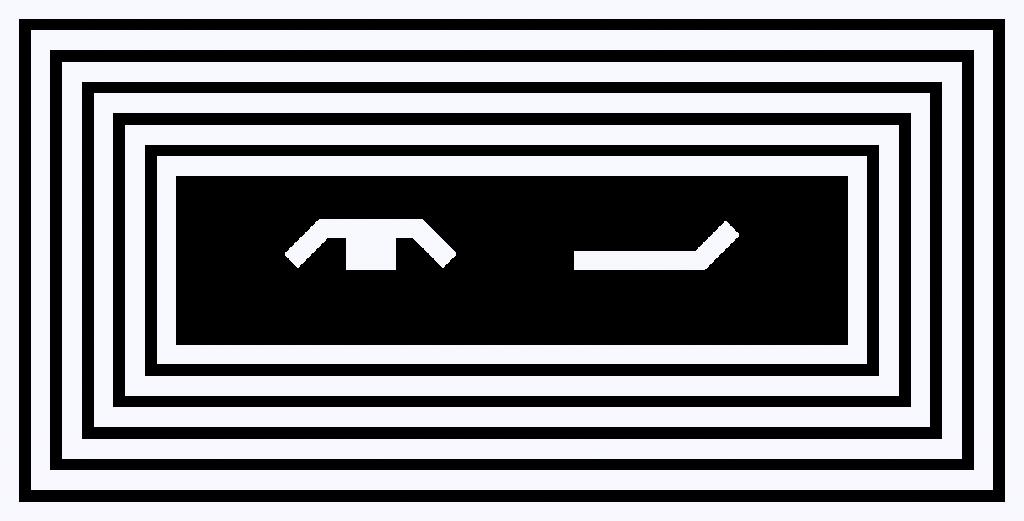 pictogramme studio blanc