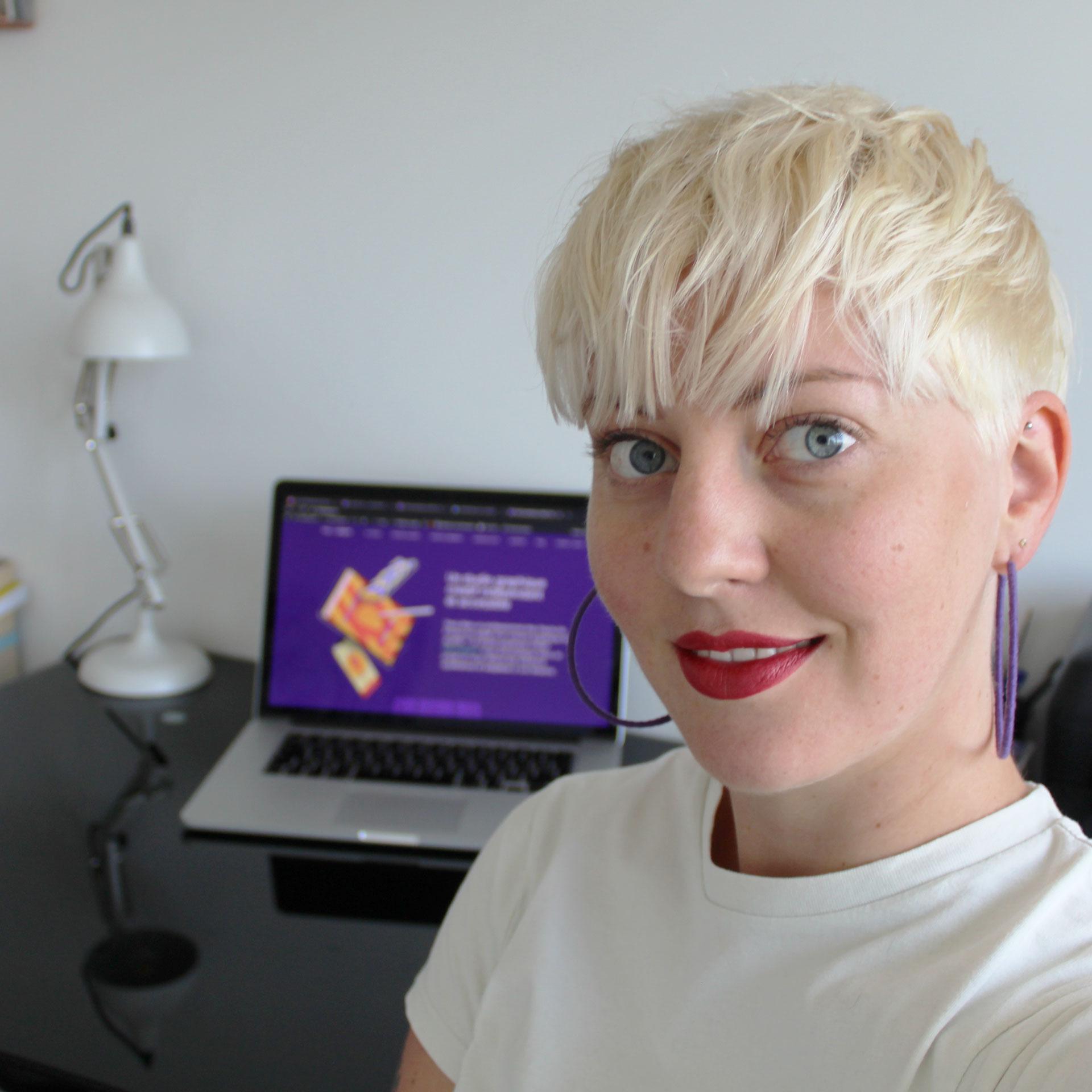 Camille Baouche designer graphique freelance