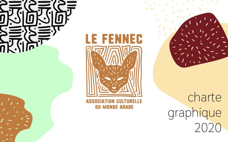charte graphique association le fennec