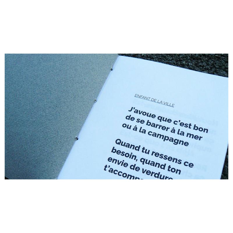 édition slam et photographies de Roubaix
