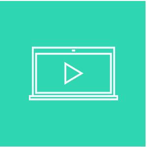 picto site vidéo et cercle